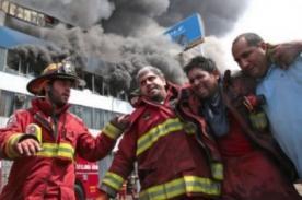 Hospital Rebagliati es criticado en Twitter por negarse a atender a bombero