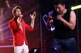 La Voz Perú: Daniel Lazo y Alejandro Guerrero muestran final adelantada
