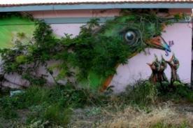 Arte urbano: La creatividad que decora las calles del mundo - FOTOS