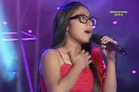 La Voz Kids Perú: Sally emociona a los entrenadores - Video