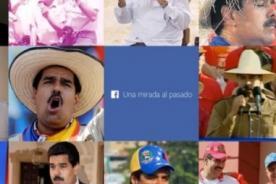 Retrospectiva de FacebooK: Parodian vida de Nicolás Maduro - VIDEO