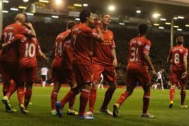 Video de goles: Liverpool ganó 5-1 a Arsenal y se acerca a la punta