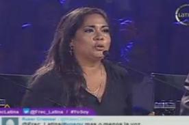 Yo Soy: Katia afirma ser 'Cero Kilómetros'