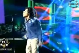 Yo Soy 2014: Bob Marley interpreta ' Is This Love' - VIDEO