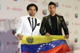 Chino y Nacho cancelaron sus presentaciones en Venezuela