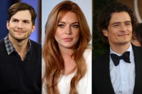Lindsay Lohan: Dan a conocer otros 12 hombres con los que tuvo un 'affair'