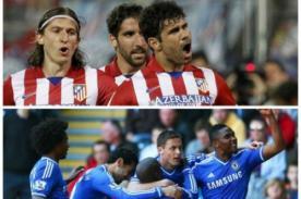Atlético de Madrid vs.Chelsea: posibles alineaciones en esta semifinal de infarto