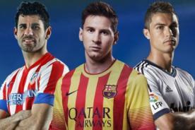 Liga BBVA: Tabla de posiciones antes de jugar Real Madrid vs Valencia