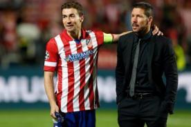Diego Simeone: ´Orgulloso de mi equipo y de nuestra increíble afición´