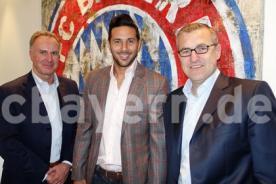 Bayern Munich: Hay ´Pizza´ para rato