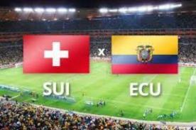 ¿A qué hora jueganEcuador contra Suiza? – Hora Peruana – Mundial Brasil 2014