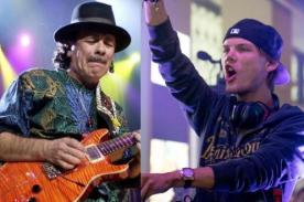 Clausura del Mundial 2014 tendrá a Carlos Santana y Avicii