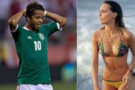 Revelarían video íntimo de Belinda y futbolista Giovani Dos Santos