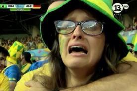 Brasil vs Alemania: Reacciones de hinchas brasileños por la goleada [Fotos]