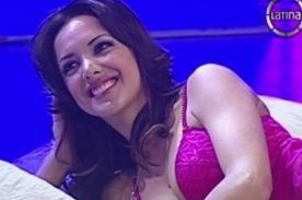 Rosángela Espinoza enciende la web con tremendas fotos