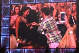 One Direction: Propuesta matrimonial en concierto de 1D causa revuelo [Video]