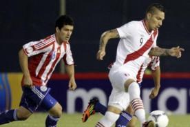 CMD en vivo: Perú vs Paraguay - Amistoso 2014