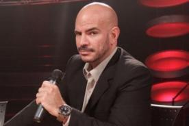 Magaly Medina mostró foto de Ricardo Morán con cabello [VIDEO]