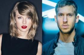 ¡Taylor Swift y Calvin Harris ya viven juntos!