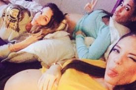 Tilsa Lozano y Maricris Rubio finalmente lucen sus pancitas de embarazadas [FOTOS]