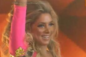 Sofía Franco realiza sexy baile a lo Jennifer López - VIDEO