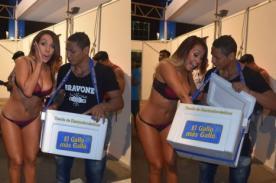 Facebook: ¡Jonathan Maicelo vende 'marcianos' y Dorita Orbegoso fue su primer cliente! - FOTO