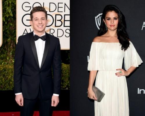 ¿Selena Gomez enganchada de Charlie Puth?