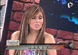 Maribel Velarde trató de suicidarse cuando estaba embarazada