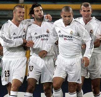 Real Madrid reunirá a los cuatro Galácticos