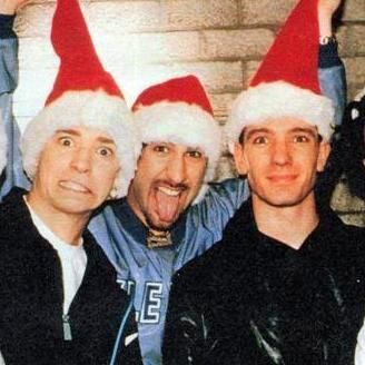 Máquina del Tiempo: Recuerda a los N'Sync cantando un alegre tema navideño