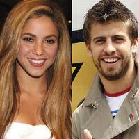 Shakira y Gerard Pique estuvieron apoyando a los Miami Heat