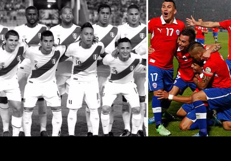 Chile haría reclamo de último momento por el 'arreglo' del Perú vs Colombia