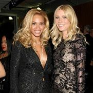 Beyonce señala que Gwyneth Paltrow la inspira