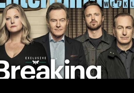 Actores de Breaking Bad se juntaron después de 5 años