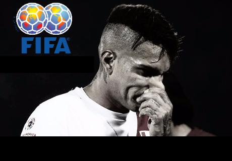 Confirmado: ¡La FIFA anuncia la peor noticia para Paolo Guerrero!