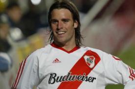 Fernando Cavenaghi: No me iré hasta subir con River Plate a Primera
