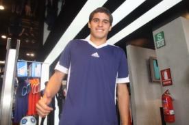 Universitario de Deportes puso la mira en Aldo Corzo