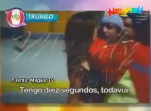 Video: Reimond Manco protagonizó escándalo en Trujillo