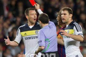 Chelsea: John Terry podría levantar la copa de la Champions League