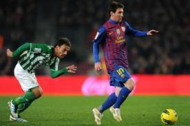 Goles del Real Betis vs Barcelona (2-2) - Liga Española - Video