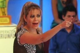 Gisela Valcárcel asegura que no renunciará a Operación Triunfo