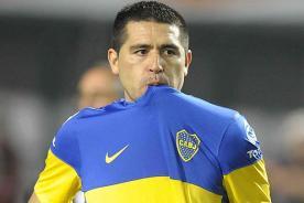 Juan Román Riquelme anunció su partida de Boca Juniors (Video)