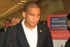 Fútbol peruano: Giancarlo Carmona llega hoy para sumarse a Sporting Cristal