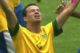 Brasil derrota a Honduras (3-2) y clasifica a semis de Londres 2012