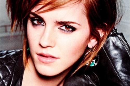 Emma Watson lloró al verse actuando en un papel distinto de Hermione Granger