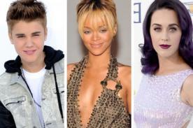 MTV EMA 2012: ¡Vota por tu artista favorito!