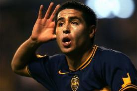 Fútbol Argentino: Riquelme regresaría al fútbol solo si su hijo lo decide