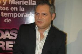 Álamo Pérez Luna se disculpa por conducir programa con algunas copas de más