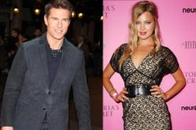 Tom Cruise ya habría olvidado a Katie Holmes y estaría con nueva pareja