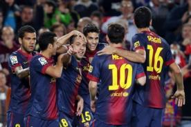 Goles del Barcelona vs Espanyol (4-0) – Liga BBVA - Video